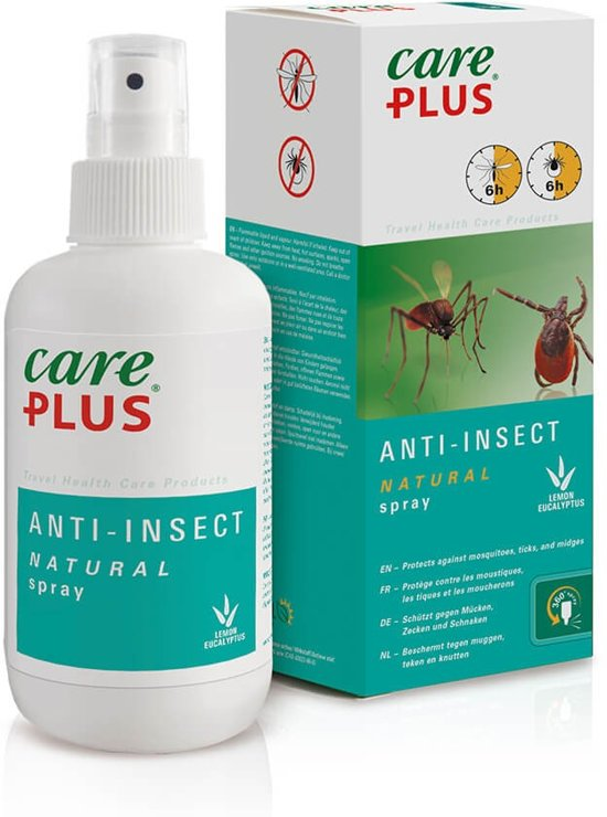 Care plus a-insect natur.spray 200 ml