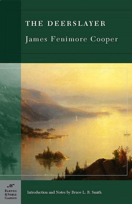 an analysis of the deerslayer a book by james fenimore cooper