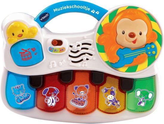 VTech Baby Muziekschooltje - Muziekinstrument
