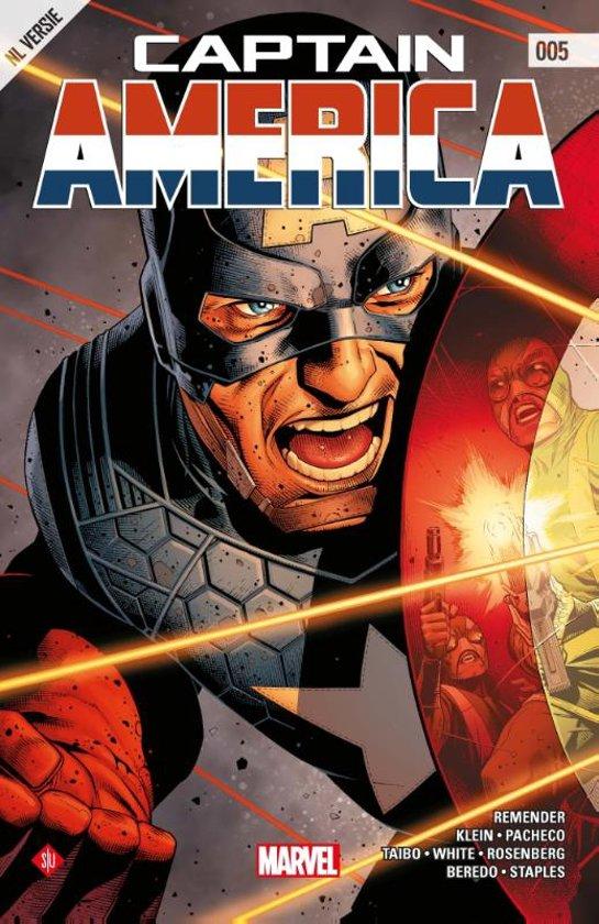 Marvel 05 - Captain America