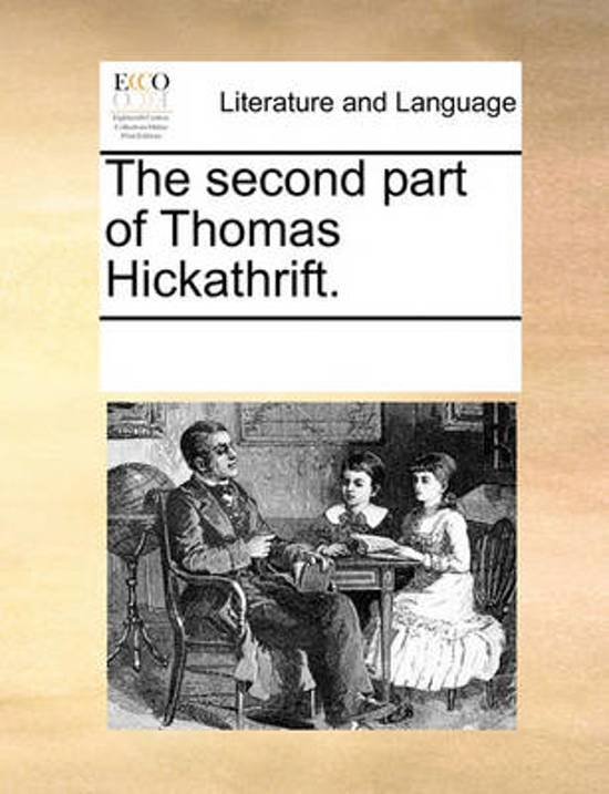 The Second Part of Thomas Hickathrift