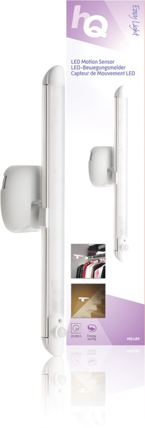 LED Lamp Met Bewegingsensor 0.06 W 40 Lm