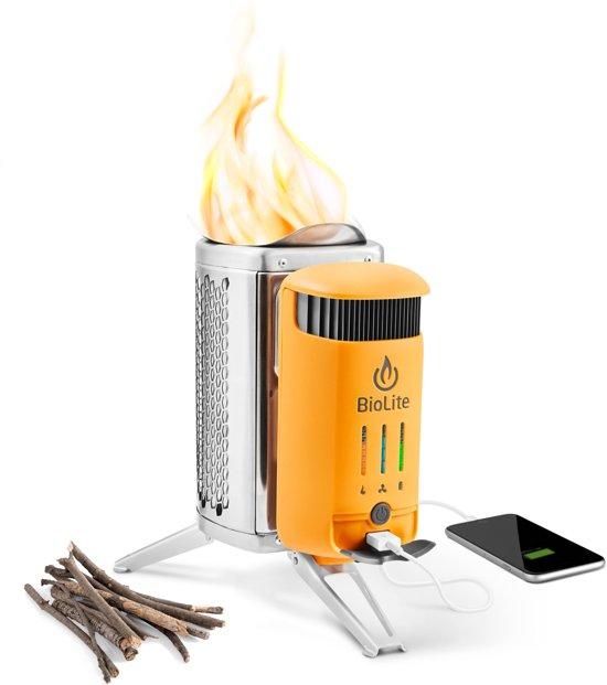 BioLite Campstove 2 - Campingkooktoestel