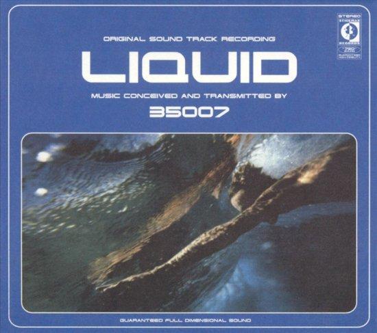 Liquid (Blue & White)