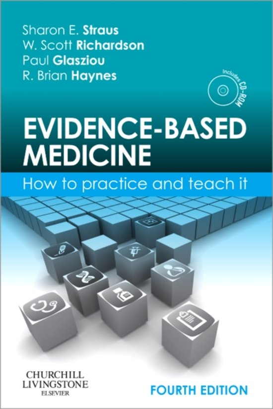 ecological validity of evidence based practice in In evidence-based practice, the term 'evidence' is used deliberately instead of 'proof' this emphasizes that evidence is not the same as proof, that evidence can be so weak that it is hardly convincing at all or so strong that no one doubts its correctness it is therefore important to be able to determine which evidence is the most authoritative so-called 'levels of evidence.