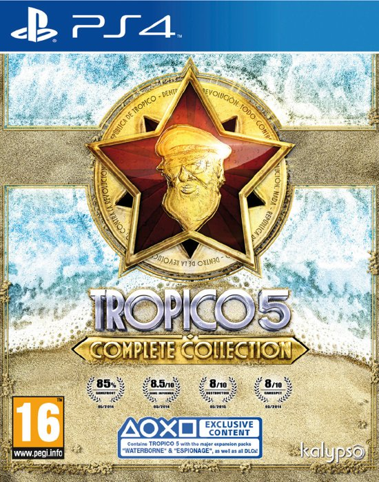 Tropico 5 - Complete Edition PlayStation 4