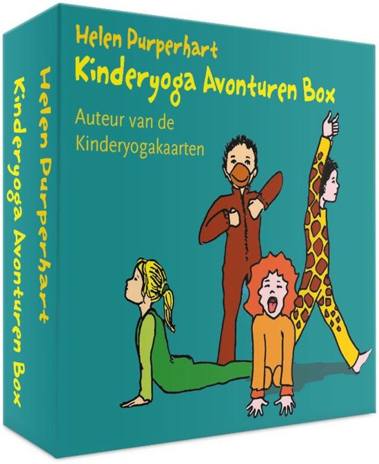Kinderyoga box