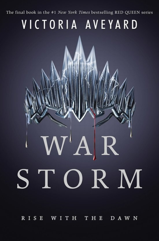 Red queen (04): war storm