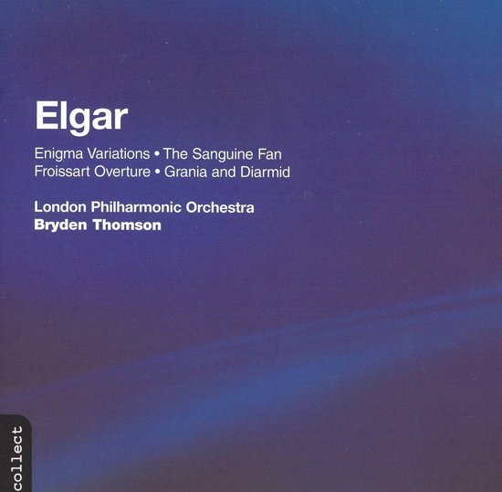 Enigma Variations/The Sanguine Fan/Froissart Overt
