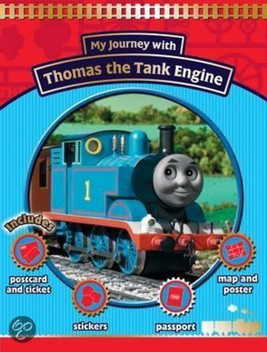 My Journey with Thomas the Tank Engine
