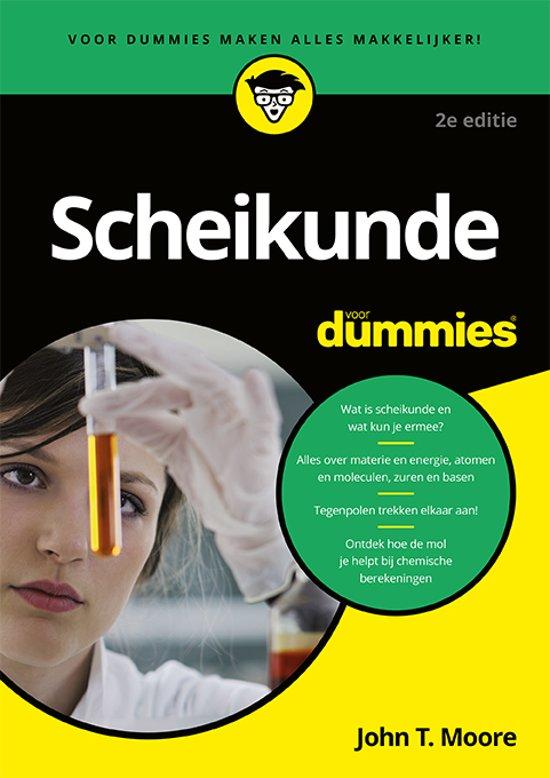 Voor Dummies - Scheikunde voor Dummies