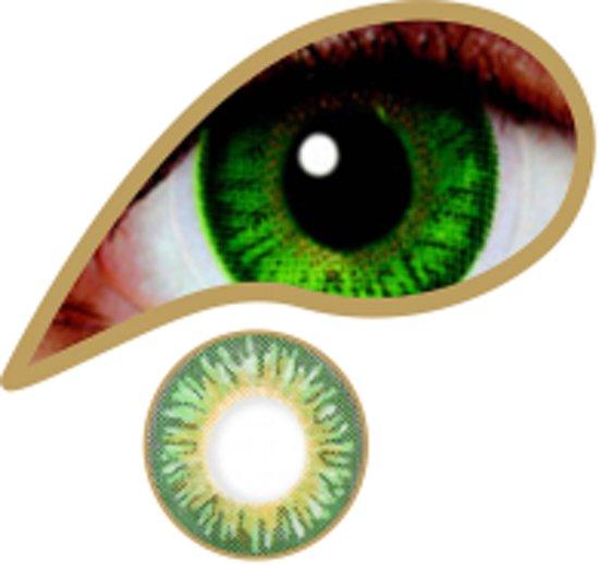 c965750d31757b MesmerEyez - Emerald Green - 1 maand lenzen