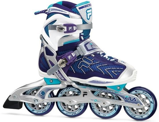 edf91249876 Inline skates FILA Plume X-Wrap 90 lady, 010615065, Dames, Purple /