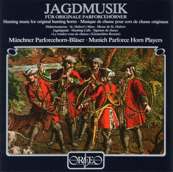 Jagdmusik Fur Orig.parfor