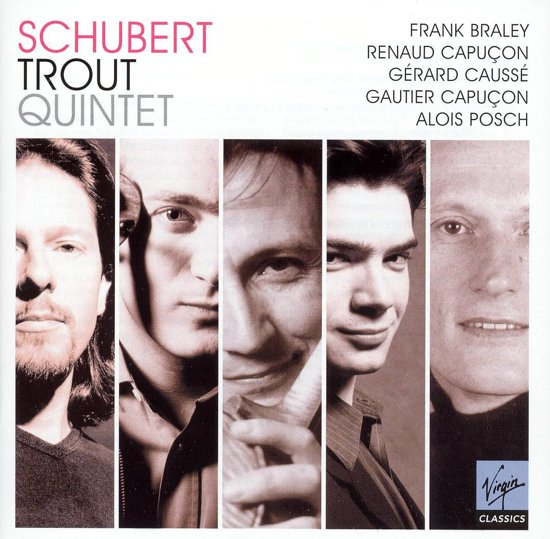 Trout Quintet / Capucon