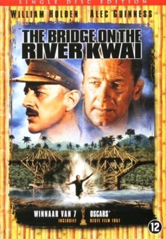 BRIDGE ON THE RIVER RIVER KWAI, THE