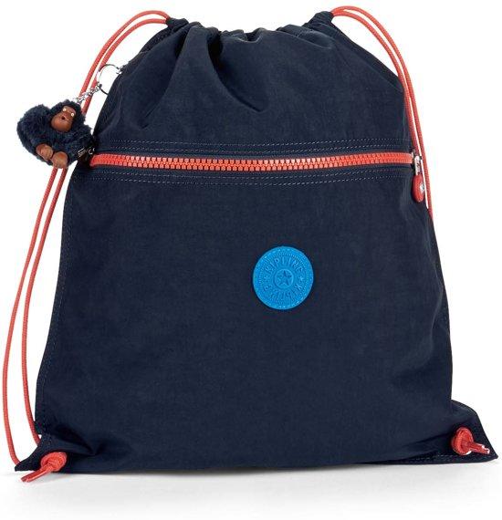 af039bf8021 bol.com | Kipling Supertaboo - Gymtas - Blue Orange Bl
