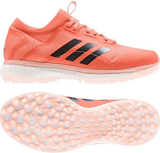 Adidas Fabela X Hockeyschoenen - Outdoor schoenen - oranje - 38 2/3