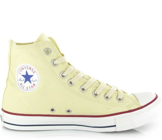 0a0433cfc40 Converse Lage Sneaker - All Star Ox - Unisex - Maat 40 - Bleached White
