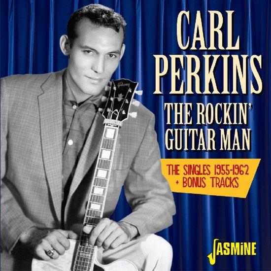 The Rockin' Guitar Man. The Singles '55-'62 + Bonu