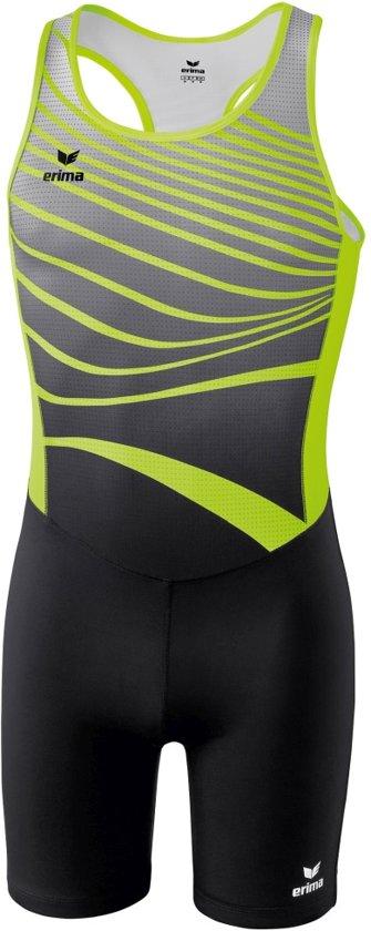 Erima Atletiek Sprintpak - Shorts  - zwart - 2XL