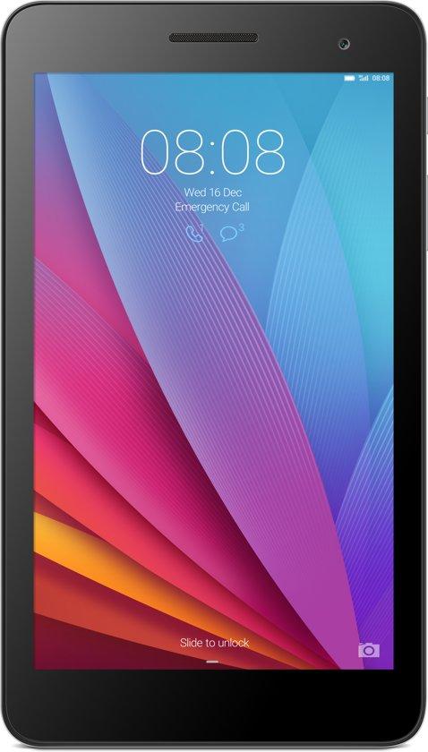 Huawei MediaPad T1 - 7 inch - WiFi - 8GB - Zwart