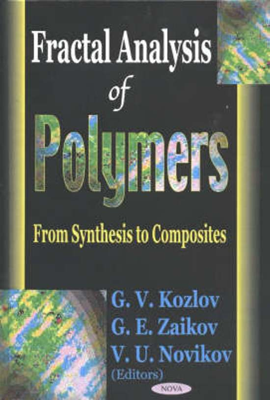 Fractal Analysis of Polymers