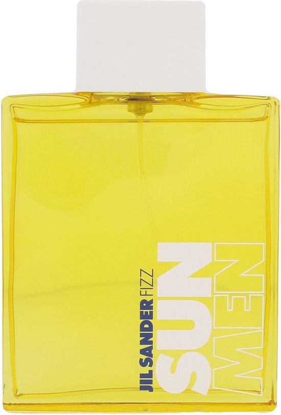 Jil Sander - Eau de toilette - Sun Fizz for men - 125 ml