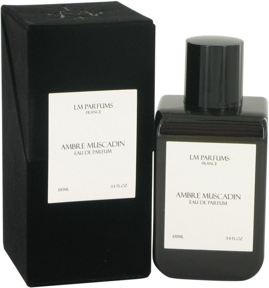 Laurent Mazzone Ambre Muscadin - Eau de parfum spray - 100 ml