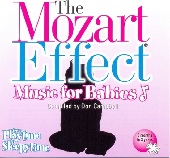 Music For Babies. Mozart Effect