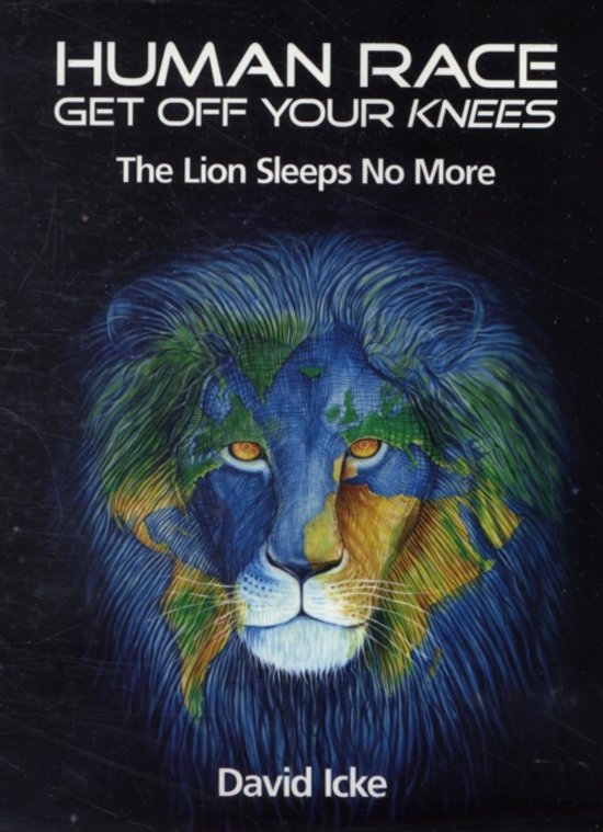 Boek cover Human Race Get Off Your Knees van David Icke (Paperback)