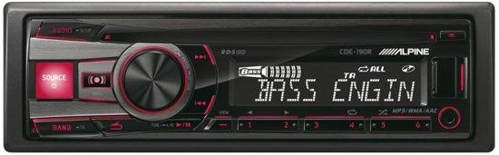 Alpine Autoradio CDE-190R