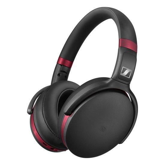 Sennheiser HD 4.50 BT NC - Draadloze over-ear koptelefoon - Rood