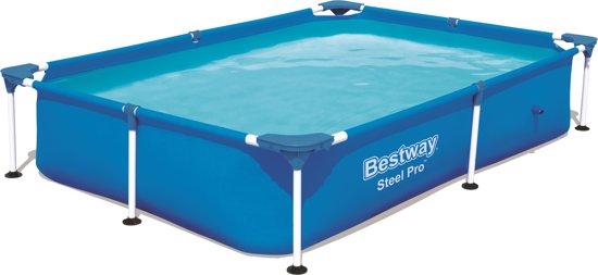 Bestway Steel Pro Zwembad 221 x 150 cm