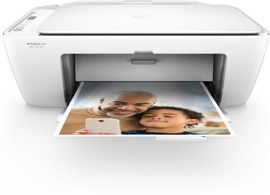 HP DeskJet 2620 - All-in-One Printer