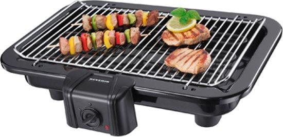 Severin PG 9320 - Elektrische Barbecue / Tafelgrill