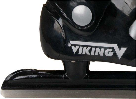 Viking Combi II Noren - Schaats - Maat 45 - Zwart/Grijs