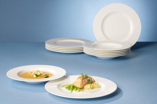 Villeroy & Boch Royal Plates Serviesset 12-delig