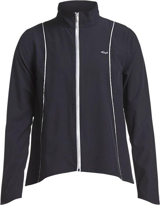 Röhnisch Run Jacket Hardloopjas Dames - Black - Maat L