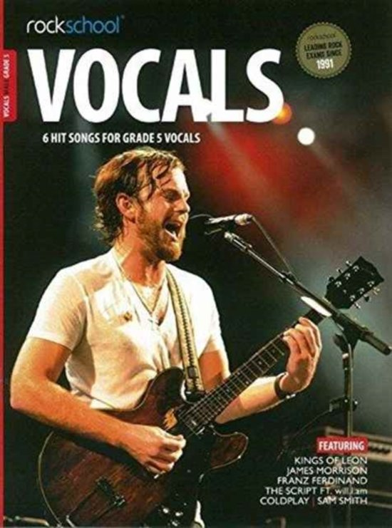 Rockschool Male Vocal Gr 5 Bk Audio