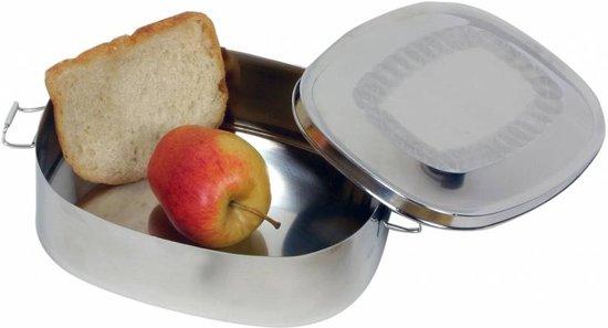 Relags rvs broodtrommel 0.45 liter