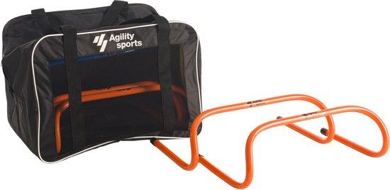 5d0c744c083 bol.com | Agility Sports Horden Tas - Zwart
