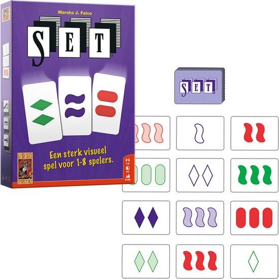 Thumbnail van een extra afbeelding van het spel Set! Kaartspel