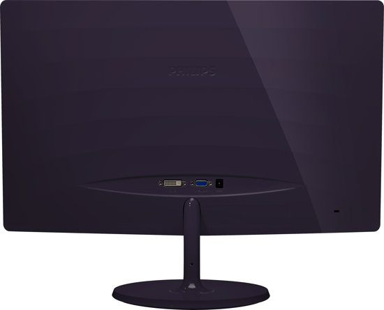 "Philips 247E6QDAD IPS-ADS 23.6"" Zwart, Kers Full HD"