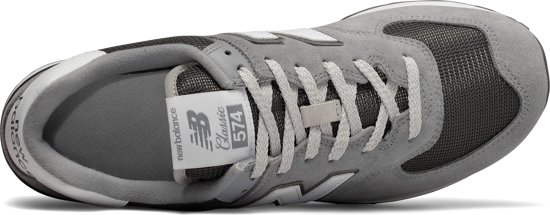 New 574 Balance Maat Grey 44 Heren Sneakers r7rnOZ