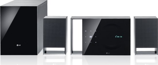 LG BH5320F - 2.1 Home cinema set