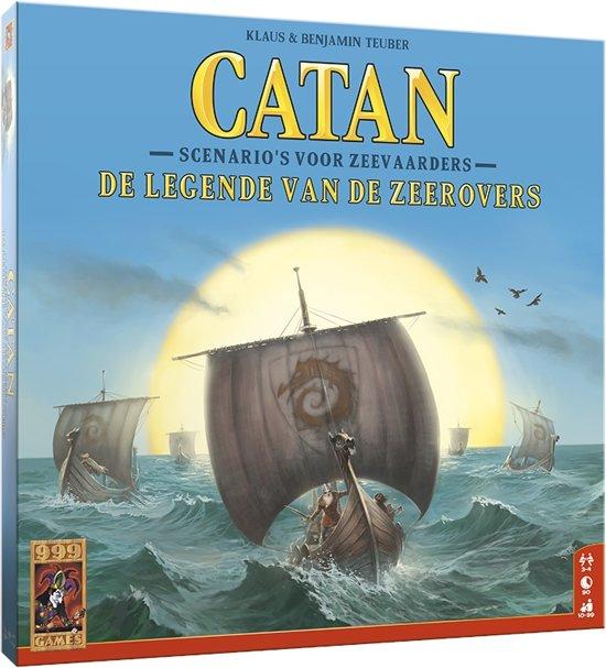 Afbeelding van het spel Catan: Legende van de Zeerovers Bordspel