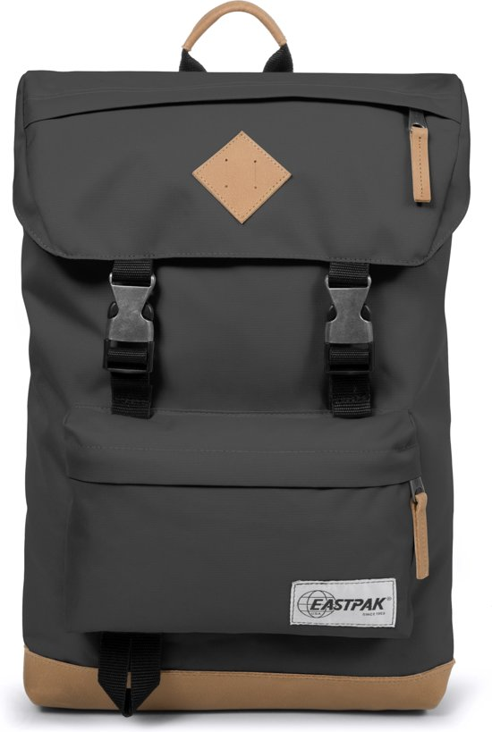 Eastpak Rowlo Rugzak - 16 inch laptopvak - Into Black