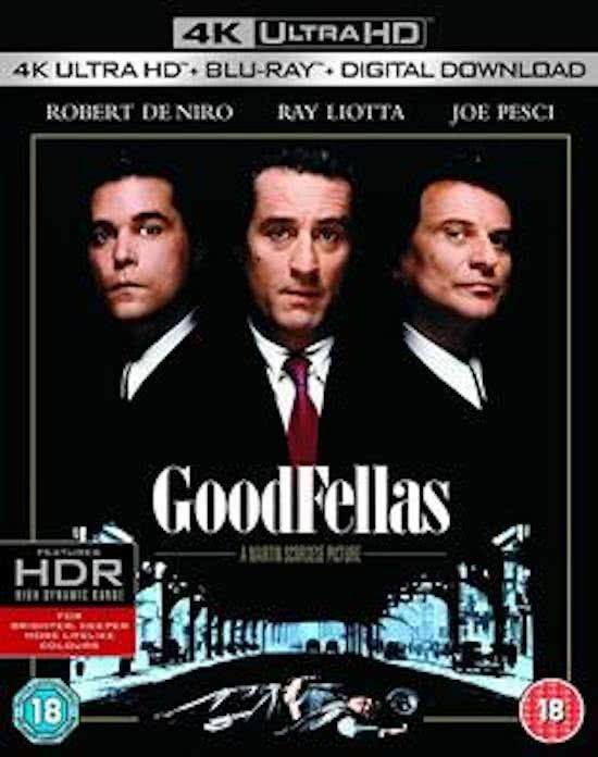 Goodfellas (4K Ultra HD Blu-ray) (Import)-