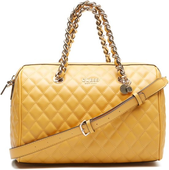 GUESS Sweet Candy Large Yellow Handtas HWVG71-75070-MGD f7b574230a3f6